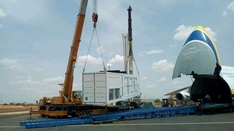 Air Cargo Handling | Logistique Plus