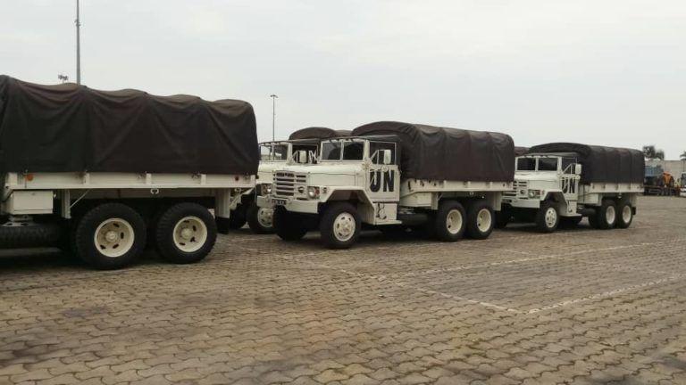 UN Cargo Handling | Logistique Plus